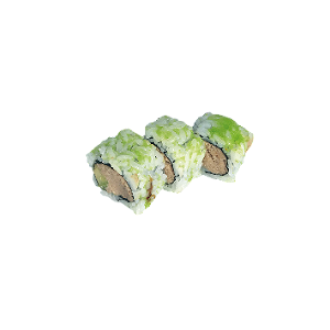 Foto Tuna avocado maki
